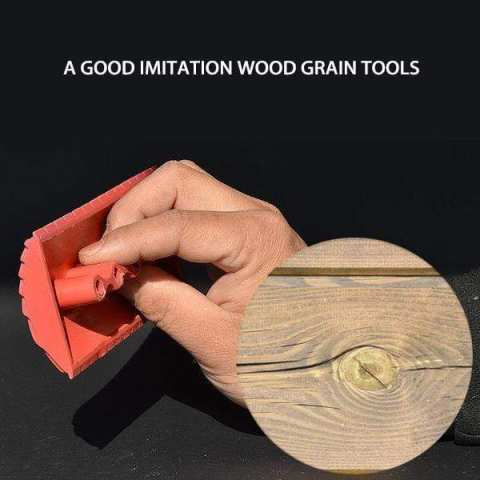 Wood Graining DIY Tool Set