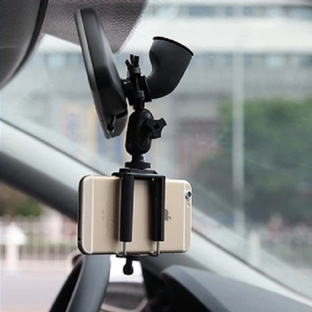 car phone mount holder for rearview mirror