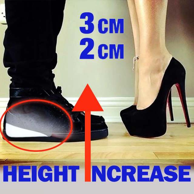 Invisible Height Increase Socks-BUY 2 GET 1 FREE