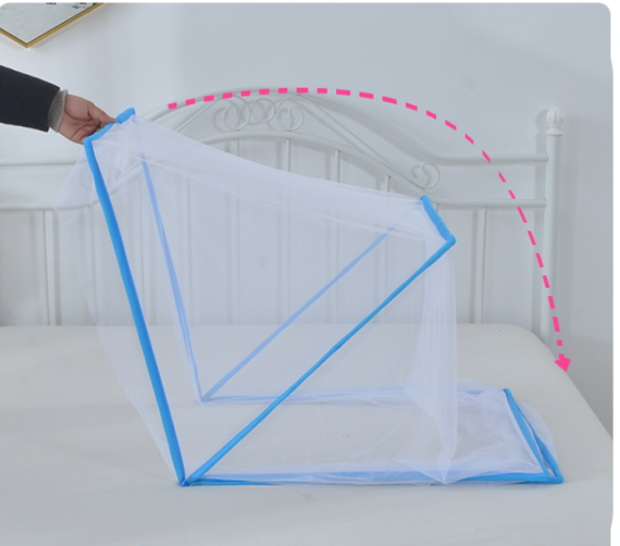 50% OFF🔥Travel Portable Folding Mosquito Net