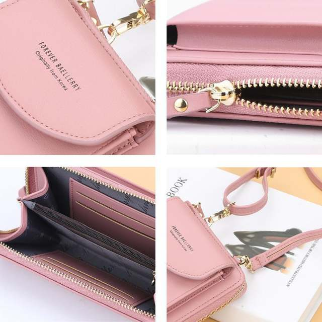 Shoulder Bag Womens Multifunction Phone Bag