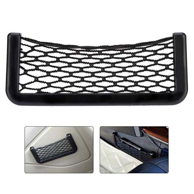 Car mesh bag from