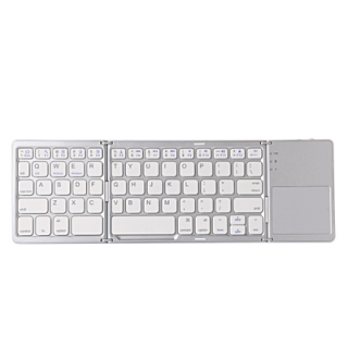 Last Day Off 40%-Foldable Keytoard with Touchpad-Clever Keyboard