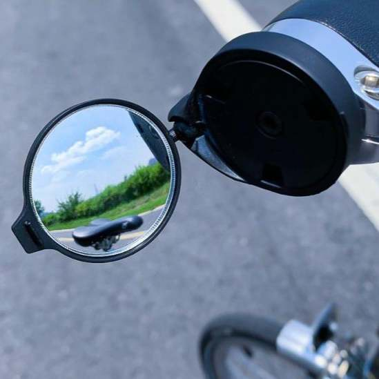 Bicycle Safety Rearview Mirror