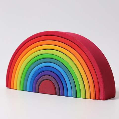 【Last day 50% OFF】100 ways to play with Big Rainbow