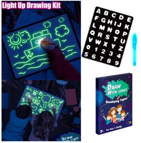 Bright Drawing Tablet