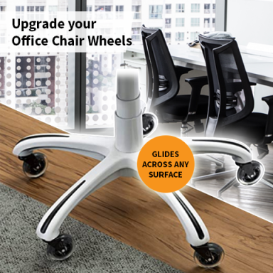 Caster Office Chair Wheels