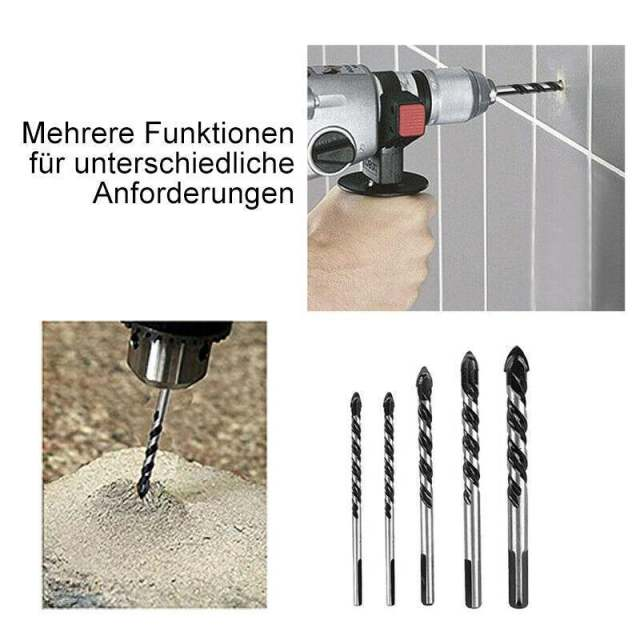 Multifunctional drill