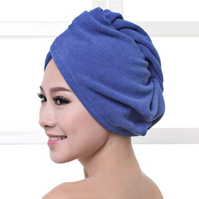 Instant Dry Hair Towel